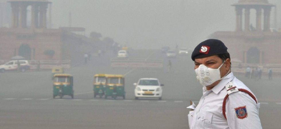 Pollution: Delhi hospitals see rise in cases of respiratory complications; kids among worst affected (File Image- PTI)