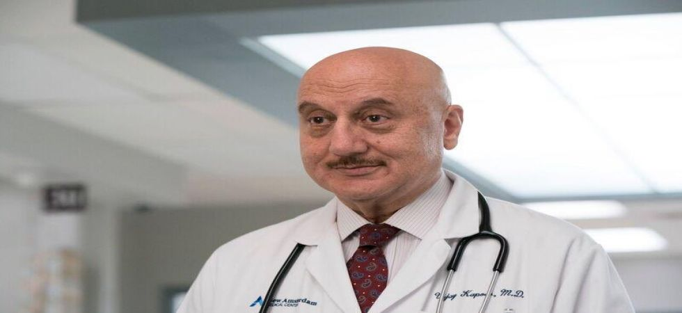 Anupam Kher resigns as chairman at FTII citing his commitments to an International TV show (Twitter photo)