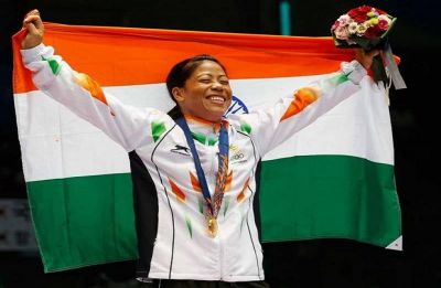 Boxing has achieved some form of gender equality, says Mary Kom