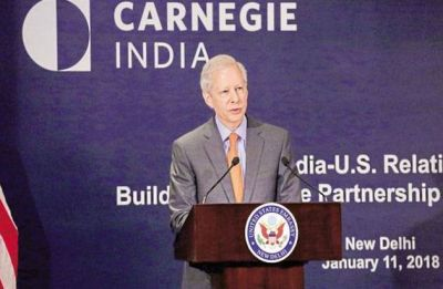 US Ambassador to India on Trump declining R-Day invitation:  It's completely a scheduling issue