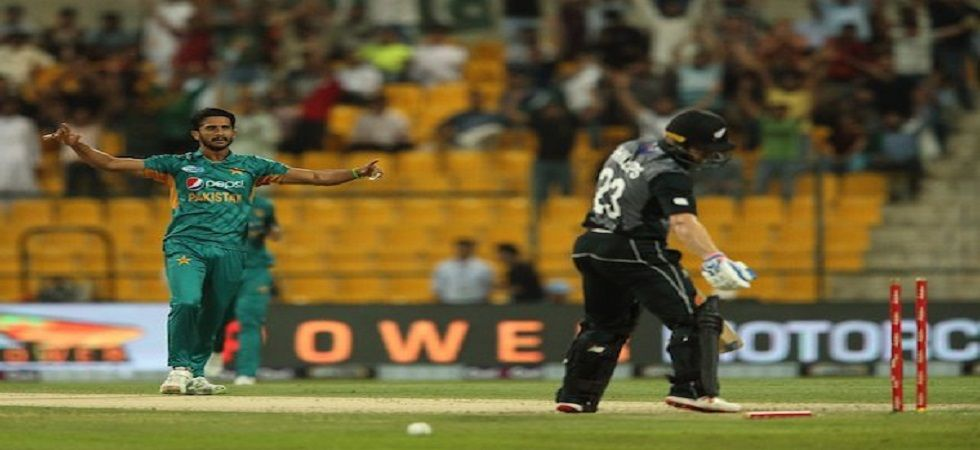 Pakistan held their nerve in the first Twenty20 International to beat New Zealand by two runs. (Image credit: Twitter)