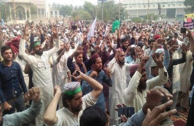 Pakistan on boil as radical Islamists protest against acquittal of Christian woman in blasphemy case