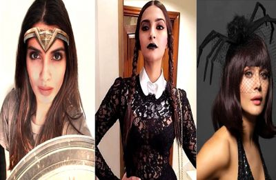 Halloween 2018: Trick or treat? Tricking to be in spooky avatar, Bollywood celebs are a treat to watch