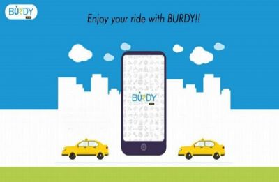 'Burdy' starts cab aggregation services in Delhi-NCR
