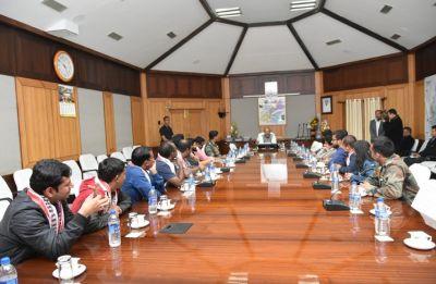 Manipur CM N Biren Singh calls for review of AFSPA