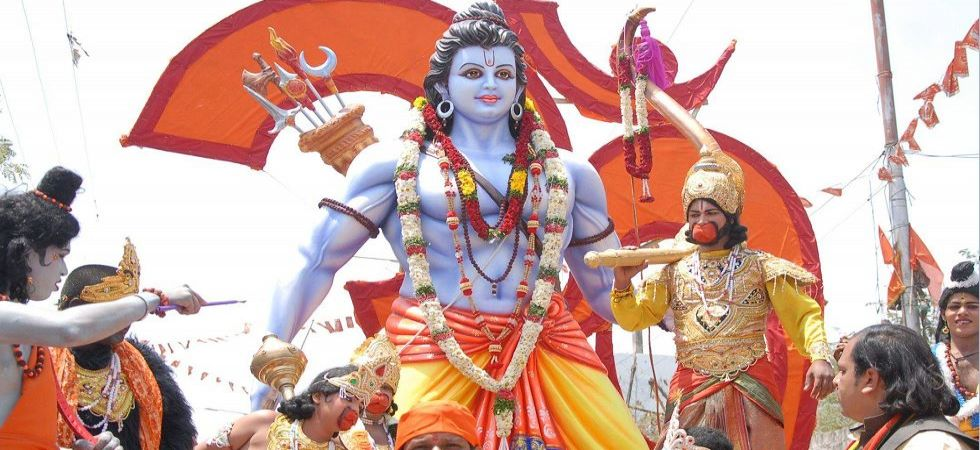 Adityanath to lay foundation stone for Lord Rama statue in Ayodhya (Representative Image)
