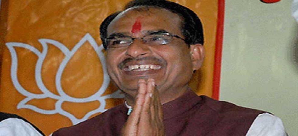 Madhya Pradesh Chief Minister Shivraj Singh Chouhan. (PTI/File)