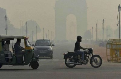 Delhi air quality remains 'very poor'; no possibility of improvement today