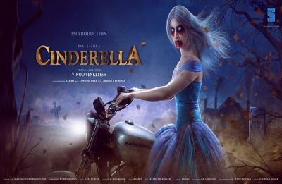 Raai Laxmi's Cinderella is a nightmare for every fairy princess tales' fan