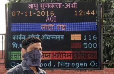 Delhi schools preparing students for worsening air pollution