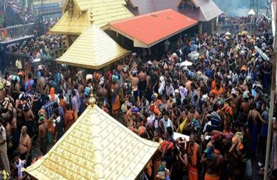Sabarimala Temple: Security on high alert as shrine opens for monthly puja tomorrow