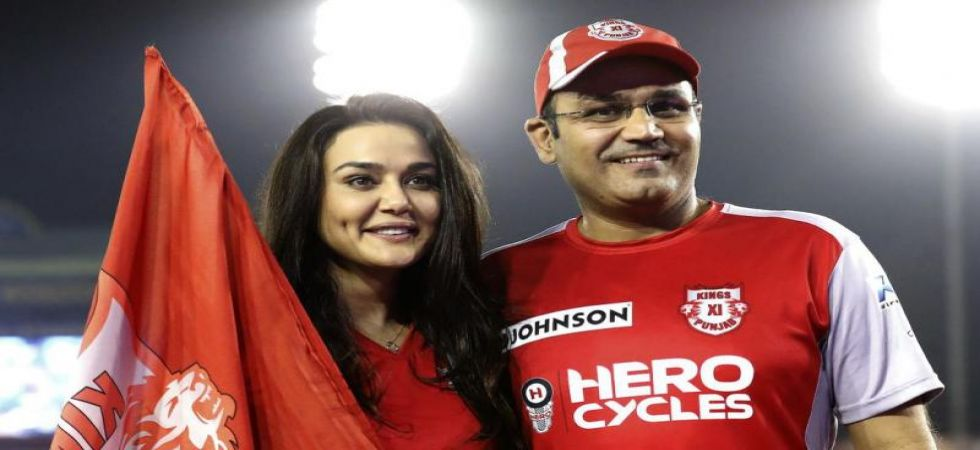 Virender Sehwag parts ways with Kings XI Punjab; here is why (File Photo)