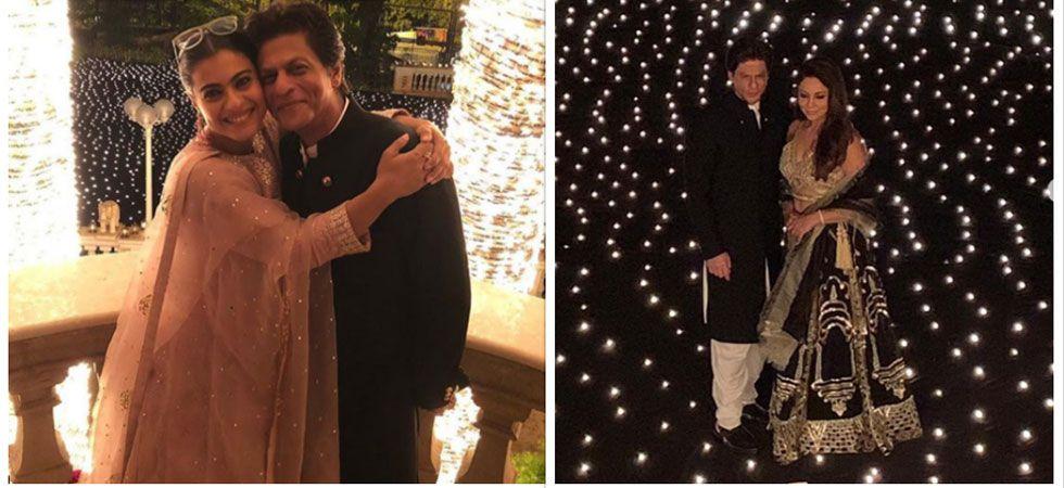 Shah Rukh Khan's Diwali party: Best dressed celeb photos!