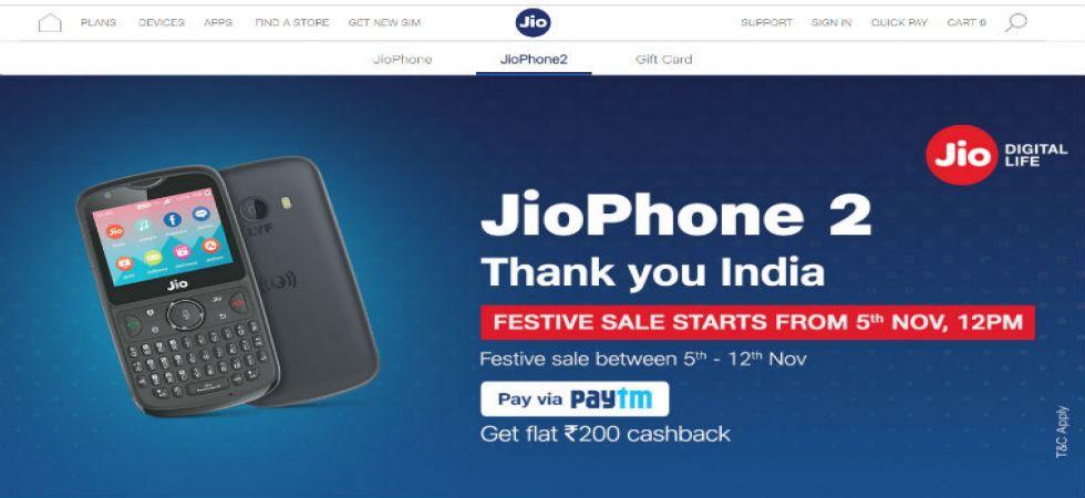 Madison : App store in jio phone 2
