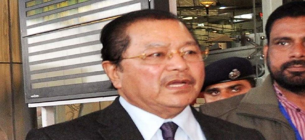 Mizoram CM writes to PM seeking CEO's removal; Shashank apologises (Photo- Twitter)