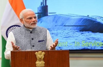 INS Arihant, India's first indigenous nuclear submarine, successfully completes first deterrence patrol: PM Modi