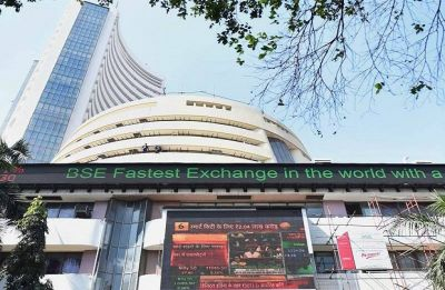 Sensex ends Samvat 2074 7 per cent higher