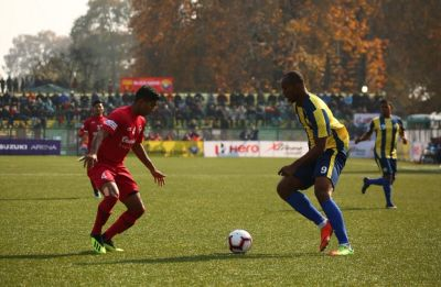 I-League: Debutants Real Kashmir held to goalless draw by Churchill Brothers