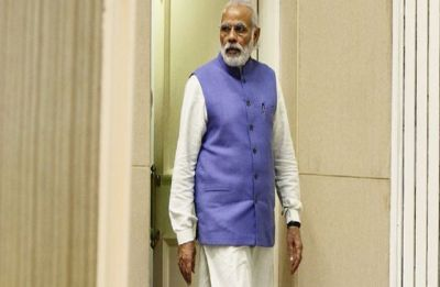 Modi-kurta jacket is the latest vogue among jackets