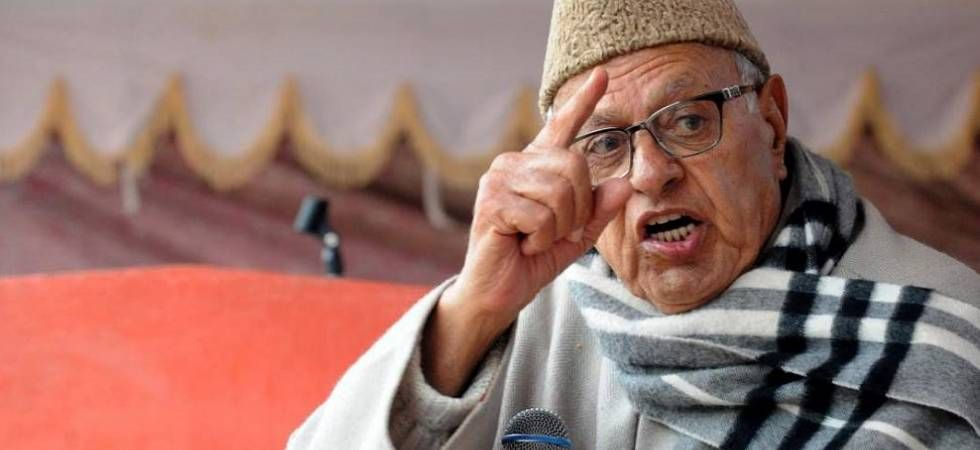 India, Pakistan sustained dialogue must to resolve Kashmir issue: Farooq Abdullah