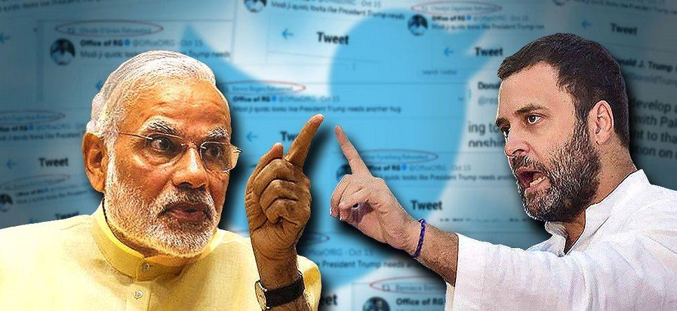 Demonetisation a 'shrewd scheme' to convert black money: Rahul Gandhi (File Photo)