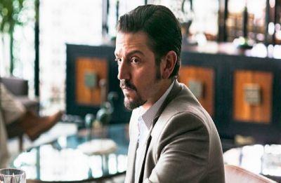 Grew up on Bond villains talking in weird accents: Diego Luna