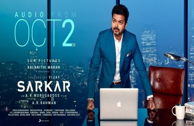 What is 'Sarkar' film controversy? Why four scenes deleted from Tamil action flick?