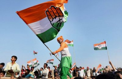 Thumping victory for Congress in Rajasthan, simple majority in Madhya Pradesh: Opinion poll