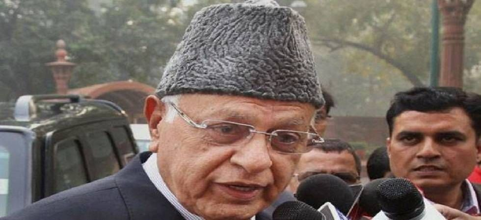 Autonomy the only way for resolving Kashmir issue, says Farooq Abdullah