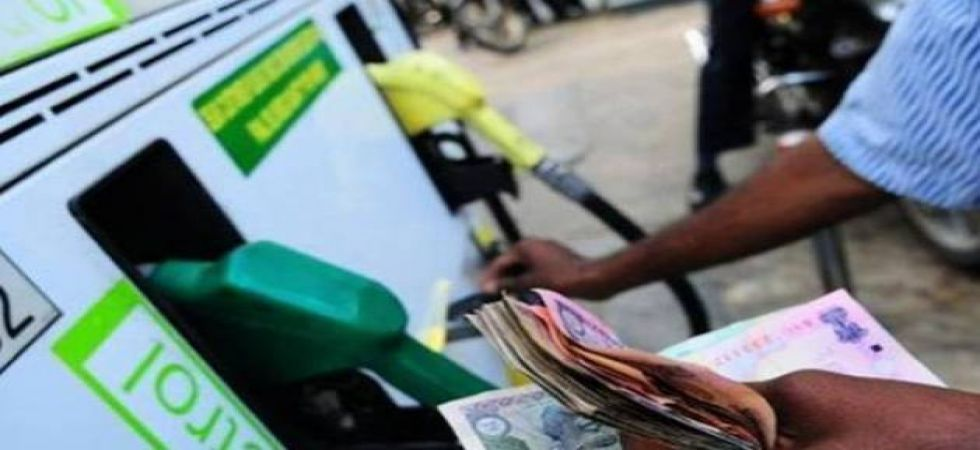 Fuel prices witness dip again; petrol at Rs 77.89 a litre, diesel at Rs 72.58 in Delhi