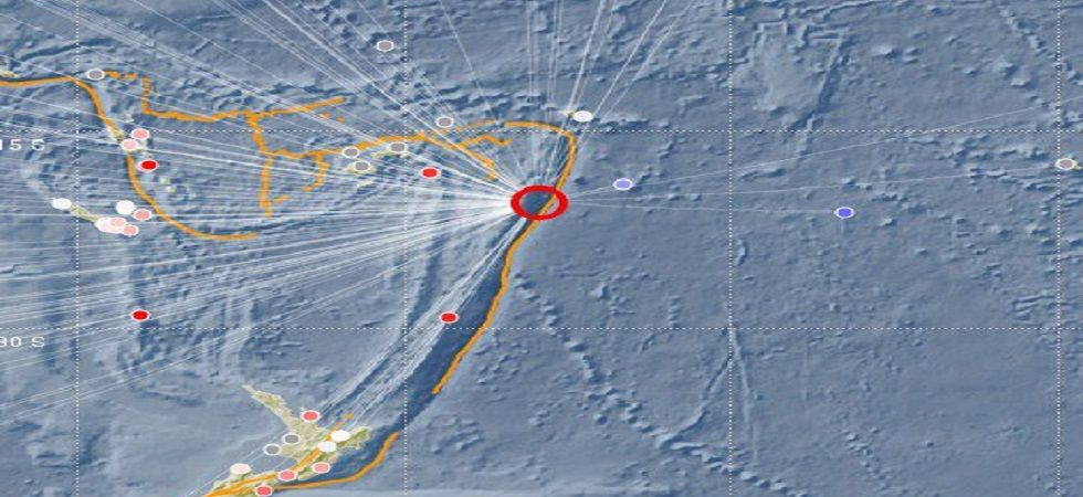 Magnitude 6.2 quake rattles Tonga, no casualties reported (Photo- Twitter)