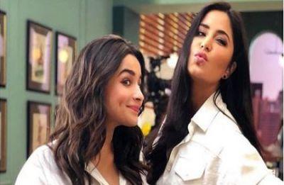 Katrina Kaif clears her equation with Alia Bhatt