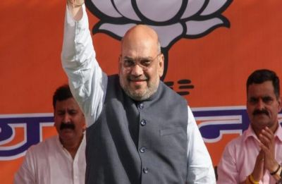 Chhattisgarh Elections: Amit Shah releases BJP manifesto, lauds Raman Singh for containing Naxalism
