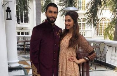 Ranveer Singh, Deepika Padukone leave for their destination wedding in Italy