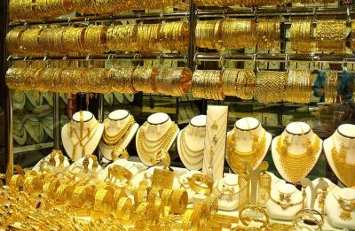 Gold prices soften on lacklustre demand, global cues