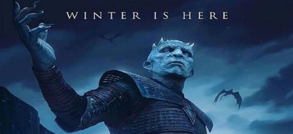 'Winter is Coming' in Delhi with Night King at 8th annual Comic Con (Instagrammed photo/gotinsider)