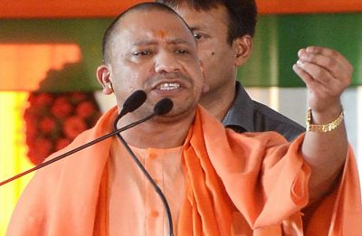 Chhattisgarh Election: Ram or Babur? Yogi Adityanath seeks Congress response on Ram temple