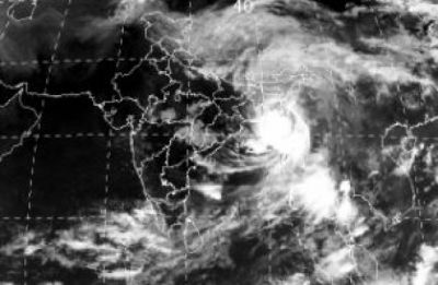 Severe cyclonic storm Gaja likely to hit Tamil Nadu in next 24 hour