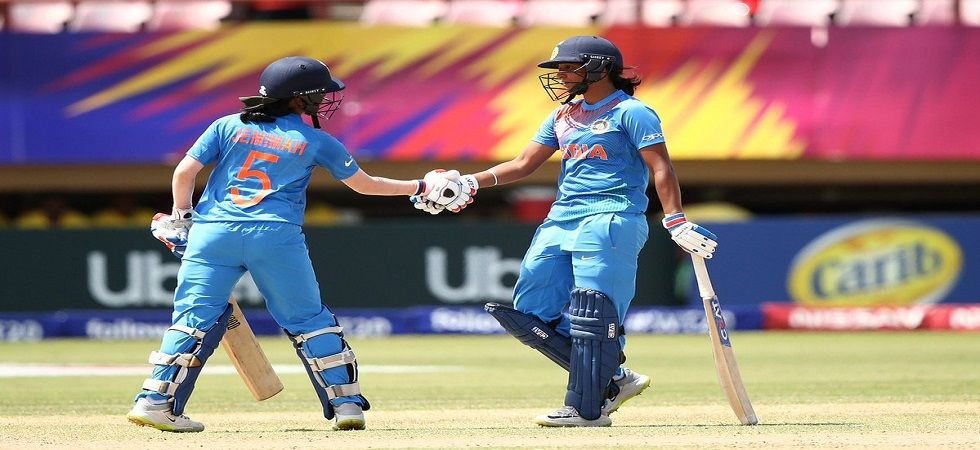 Harmanpreet Kaur's India will be aiming to avenge their 2016 loss to Pakistan in the World T20 competition. (Image source: Amitabh Bachchan Twitter)