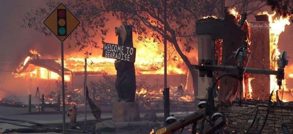 California Fire: Death toll rises to 23, thousands of structures destroyed (Image: Twitter/@MSultanTariq)