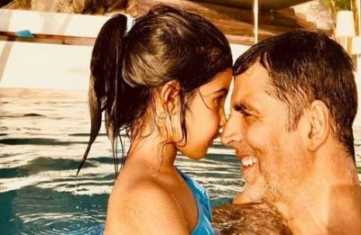 Akshay Kumar gives major Parenting goals in his latest post