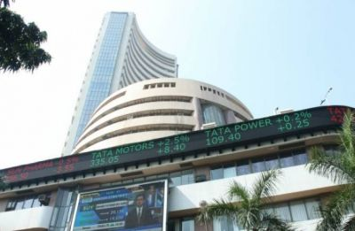 Sensex dives 346 points amid fresh concerns over crude, rupee