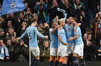 Manchester City beat Manchester United in tense derby, Liverpool continue winning run in Premier League