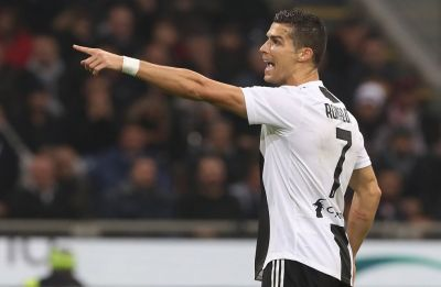 Cristiano Ronaldo boosts Juventus with sensational win over AC Milan in Serie A