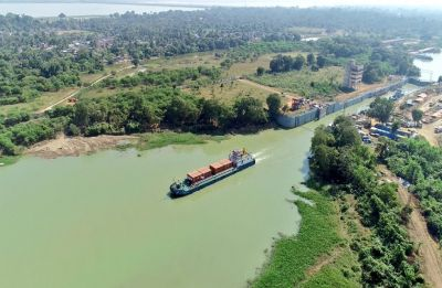 PepsiCo becomes first company to use inland waterways for container movement