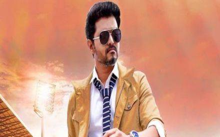 Vijay's Sarkar is hitting box-office collection with flying