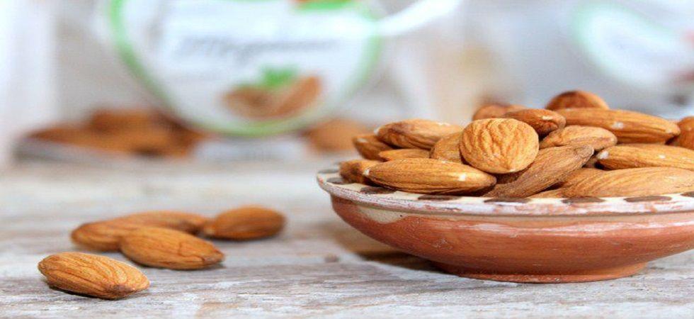 'Almonds may boost heart health in diabetic people' (Photo; Twitter)