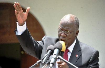 Tanzania's President John Magufuli orders army to buy nuts