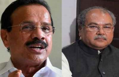 Sadananda Gowda, Narendra Singh Tomar given additional charge of Ananth Kumar's portfolios