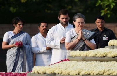 Nehruvian legacy being 'undermined' by those currently in power: Sonia Gandhi